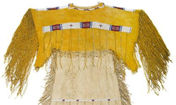 Native American article of clothing